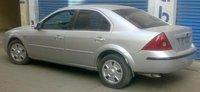 FORD MONDEO 2002 DIESEL car