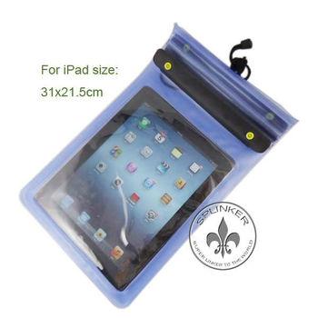PVC Waterproof Bags For Iphone Ipad Samsung 10 Inch Drifting Bag P5302wen-94