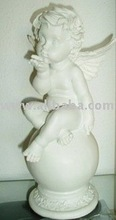 polyresin angel craft