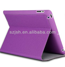 For ipad cases, leather stand cases for ipad 4
