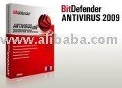 Bitderfender Antivirus 2009 ( Wold ranking first) Software