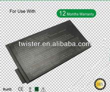 Replacement Laptop Battery for HP COMPAQ Evo N1033V COMPAQ Evo N1000 N1000C