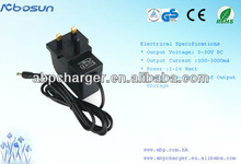 Meet Energy Star Rating and Free samples available ac dc 6v plug in switching power adapter