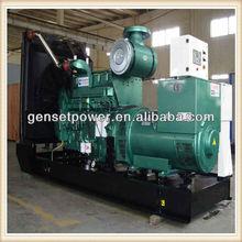 45kva to 1550kva Diesel Generator Frequency 50hz