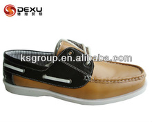 2013 new model alibaba men's moccasin shoes