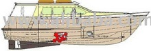 E-1200 passenger and cargo ship