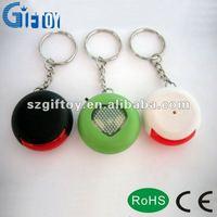 round shape whistle keyfinder