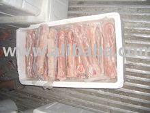 frozen snake meat