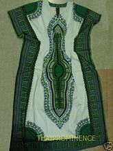 NWT BUTTERFLY DASHIKI BOHO HIPPIE TUNIC DRESS 3X 24W