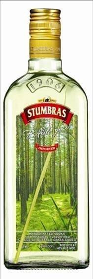 STUMBRAS Buffalo Grass Vodka