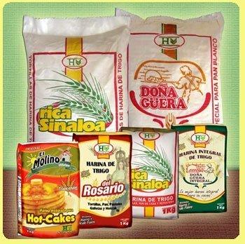HARINA DE TRIGO bread