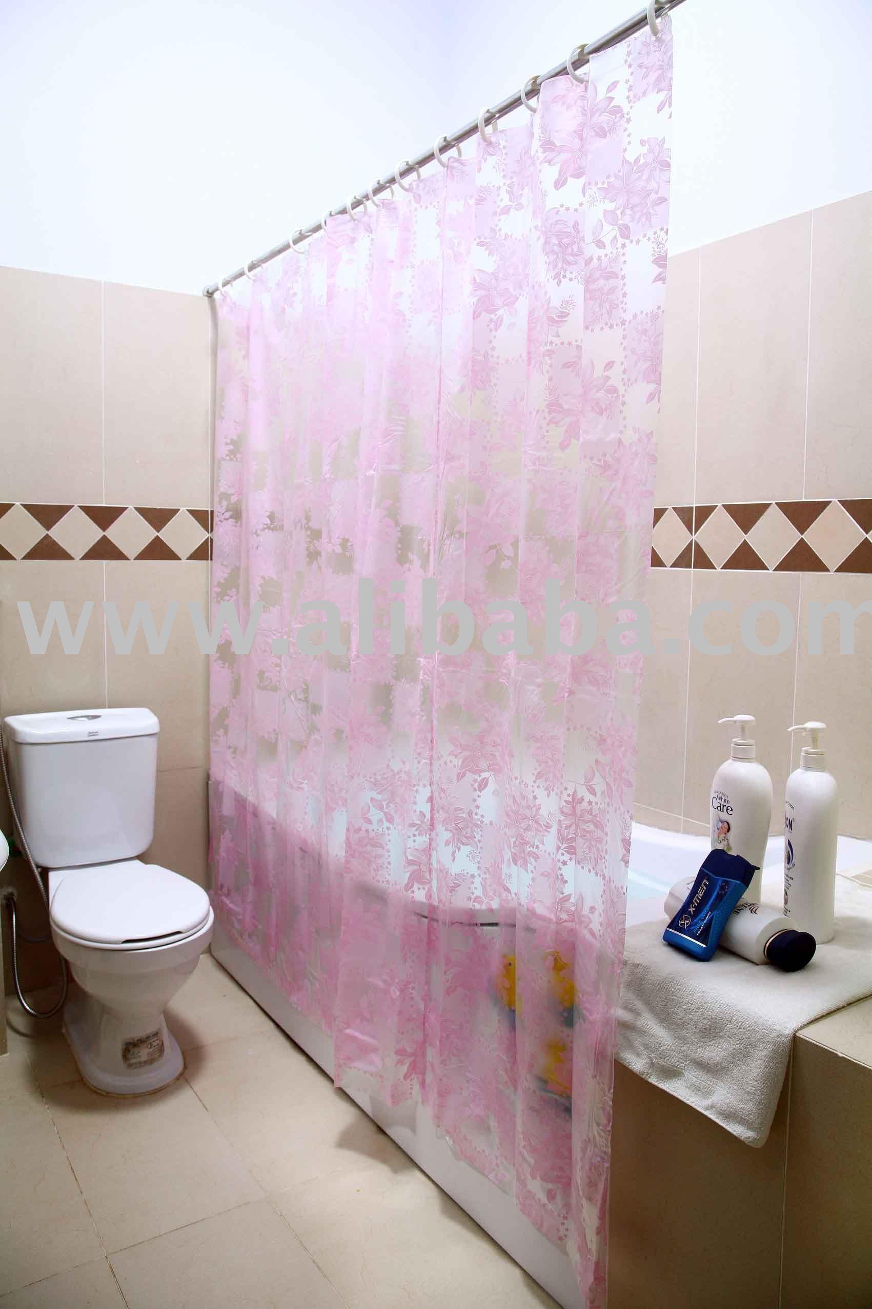 Cortinas De Baño Easy:Cortina de ducha – pintura que su cuarto de baño en la manera fácil