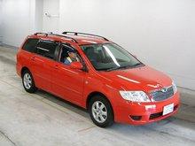 Toyota corolla fielder Used Cars