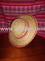 PERUVIAN STRAW HAT