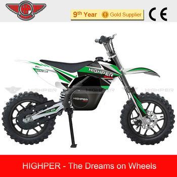 500W 24V Fast Cheap Electric Mini Bike, Electric Mini Moto ,Electric Dirt Bike For Sale