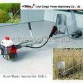 Mini gasolina enginge plataforma de milho CG411 para vendas