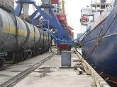 Bitumen from Railtankcars Directly to Ships, or to an Asphalt-making plants or Roofing Factories
