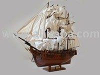 Mauritian Ship Models