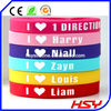 Cheap one direction Bracelets for party supplies