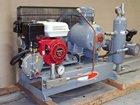 compressor for transfer LPG propane butane gas