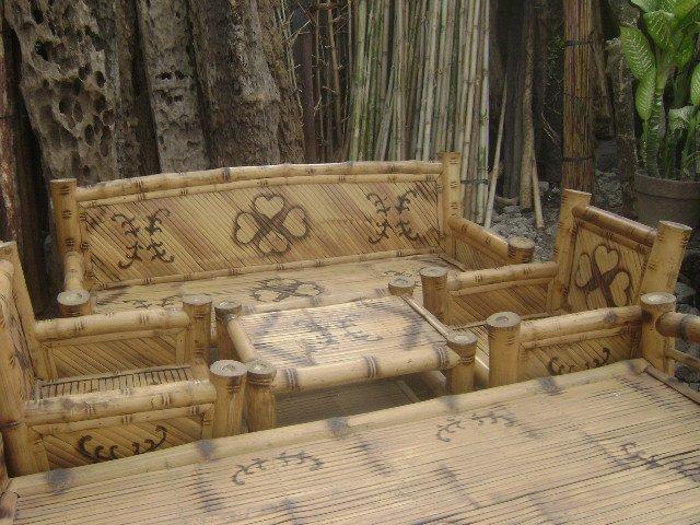 Bamboo Sala Set Buy Bamboo Furnitures Product On
