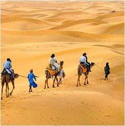 Hot Tourist Spot Rajasthan