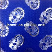 New design blue african headtie fashion hair accessories