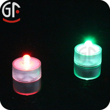 Halloween Product Gifts Promotional Items Led Flickering Candle Light