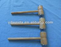 wooden meat hammer