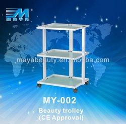MY-002 Beauty Trolley Cart Beauty Center Salon Equipment(CE Certificate)
