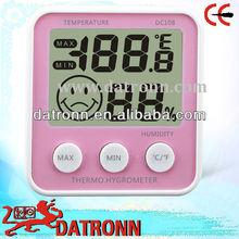 termometro digitale igrometro dc108