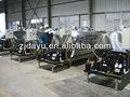 Leche proceso de fermentación/tanques de procesamiento de maquinaria