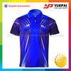 sublimated custom polo shirt high quality