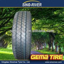 Radial Tires for Minibus