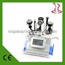 2013 Salon TOP ONE tripolar RF+vacuum+BIO ultrasound cavitation slimming machines