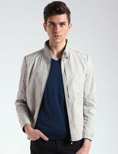 men's outdoor jacket woven fabric