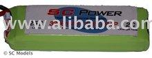 SC Power Lithium RC Batteries