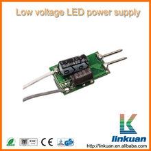 led powe supply low voltage mr16 constant current 18v led driver DD05