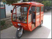 electric pedal tricycle rickshaw tuktuk for 5 passengers