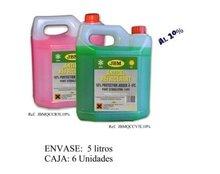 Antifreeze for automobiles