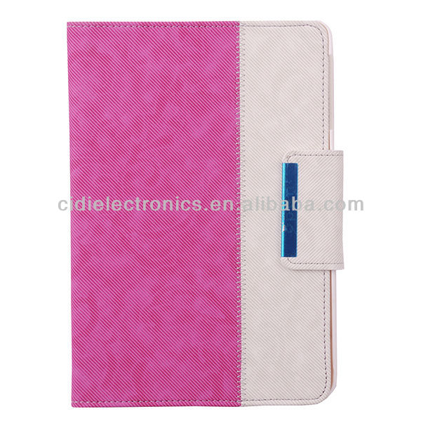 New Luxury For iPad Mini Leather 360 Degree Swivel Rotating Cover Case