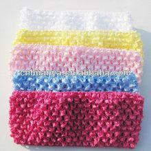 baby crochet headband crochet waffle headbands