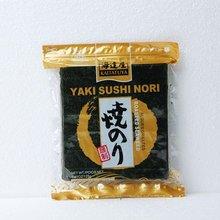 Yaki sushi Nori, roasted seaweed nori dried seaweed chips
