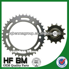 Sprockets XRE300 Motorcycle Parts Wholesale, High Quality Motorcycle XRE300 Spare Parts
