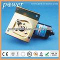 Pgm-w64la motor de corriente continua para limpiaparabrisas de china