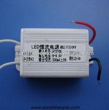 1w/3w gu10 12v power supply for modules ip65