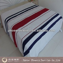 new design t/c brushed fabric bedding set