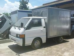Mitsubishi Delica L-300 Aluminum Van