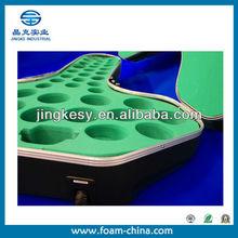Custom durable waterproof shock proof Cut packaging foam