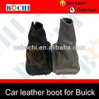 Car leather unique gear shift knob for Buick